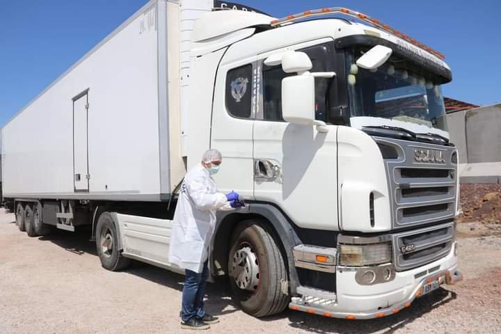 Kullandığı TIR'da 300 kaçak göçmen yakalanan şoför tutuklandı