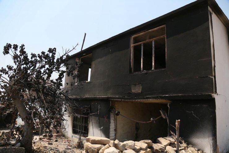 Manavgat'taki büyük yangın 9'uncu gününde