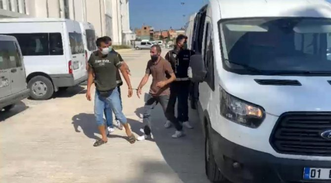 Rekor makaron yakalamasına 1 tutuklama