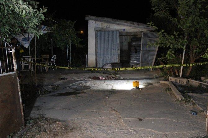 Karaman'da bir baba kavga ettiği oğlunu tüfekle vurdu