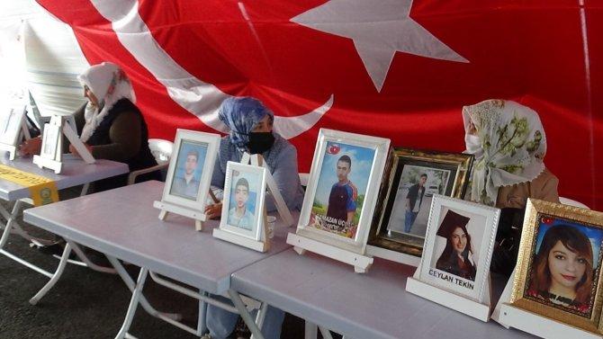 HDP önündeki ailelerin nöbeti 709'uncu gününde devam ediyor