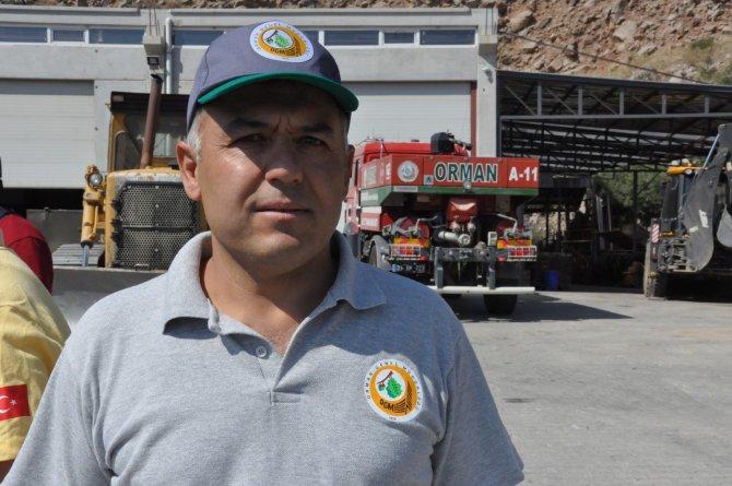 Yeşil vatan kahramanları Afyon'a döndü