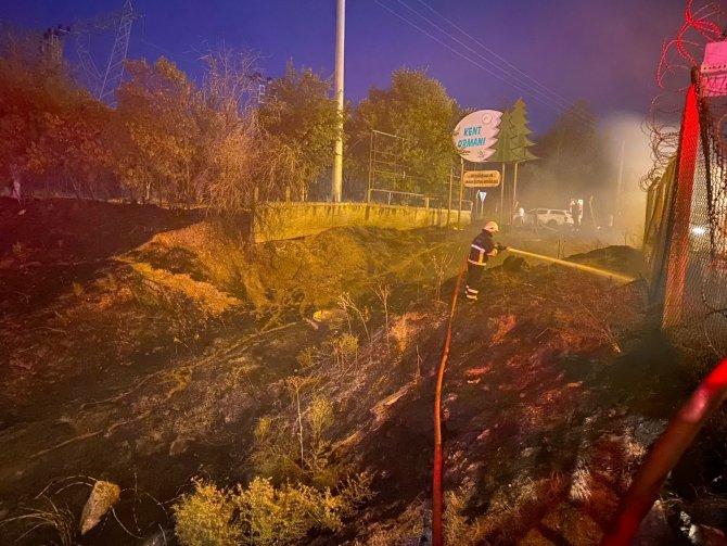 Diyarbakır'da ormanlık alanı yakmaya kalkışan 4 şüpheli tutuklandı