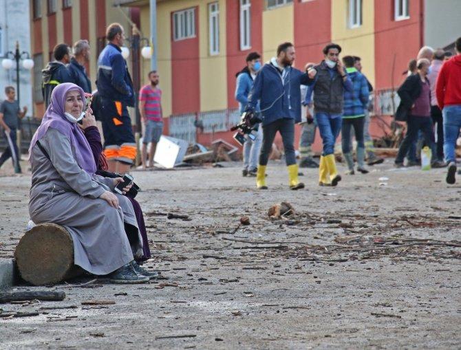 Kastamonu'da acı bekleyiş sürüyor