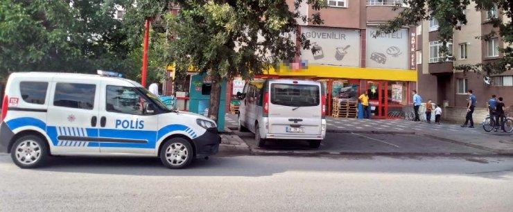 Kayseri'de iki grup arasında bıçaklı kavga: 1 yaralı