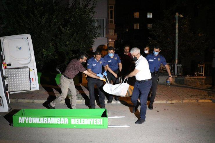Konya'dan Afyon'a giden polis memuru, 3 kişiyi öldürüp intihar etti!
