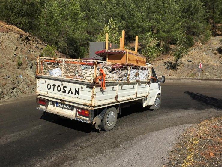 Köyceğiz'de 15 bin hektar alan yandı, evlere dönüş başladı