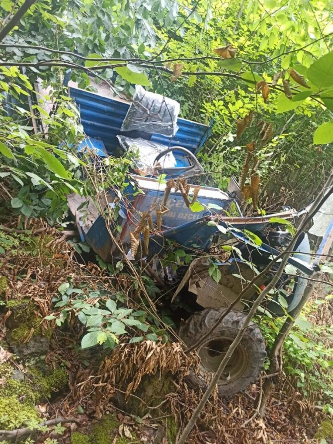 'Patpat' devrildi: 3 yaralı