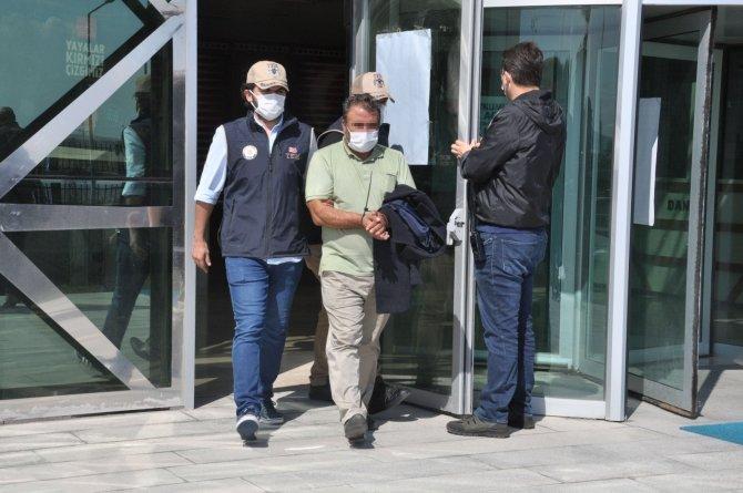 PKK/KCK operasyonunda gözaltına alınanlar adliyeye sevk edildi