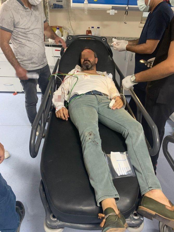Seçim öncesi kan aktı: 6 yaralı 4 gözaltı