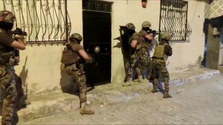 'Torbacı' operasyonuna 18 tutuklama