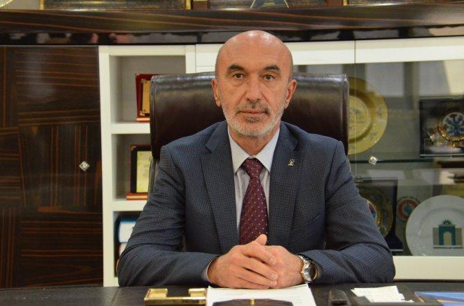 Başkan Angı: AK Parti döneminde ülkemiz adeta çağ atlamıştır