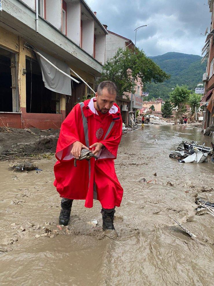 Sel felaketinde can kaybı 25'e yükseldi