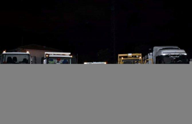 Kırıkkale'den afet bölgesi ilan edilen Kastamonu'ya iş makinesi ve personel desteği