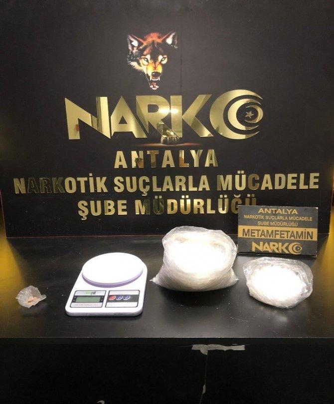 Narkotik polisinden uyuşturucu tacirlerine ağır darbe
