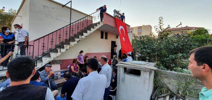 Uçak kazasında hayatını kaybeden Aydın'ın baba evine acı haber ulaştı