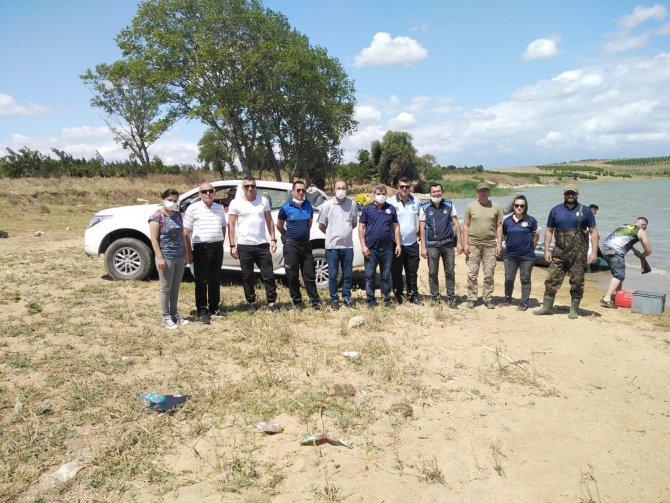 Yasadışı avcılık yapan 15 kişiye idari para cezası uygulandı