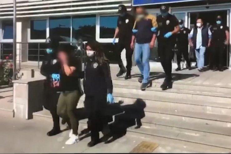 Konya'da suç örgütüne operasyonu: 13 gözaltı