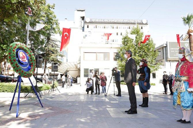 Anadolu'yu Türk yurdu yapan Miryokefalon Zaferi 845. yılında törenle anıldı