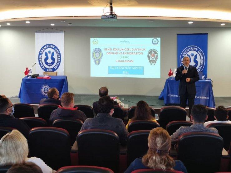 'KAAN' projesinde 96 bin 264 özel güvenlik görevlisi ve kolluk personeline eğitim