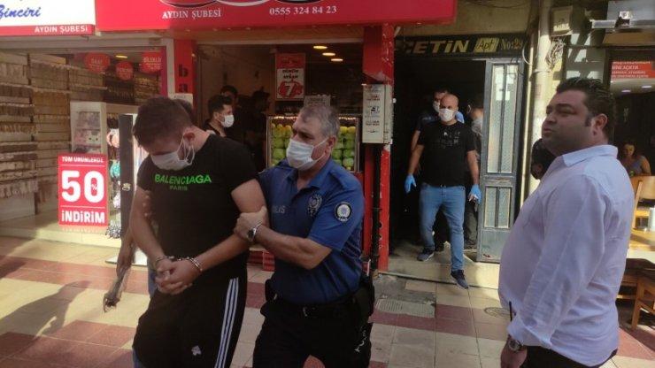 Aydın'da uyuşturucu operasyonu: 10 gözaltı