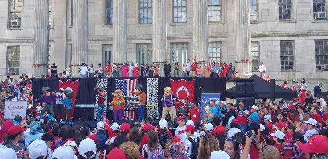 ABD'deki Türk toplumuna yönelik onlarca proje