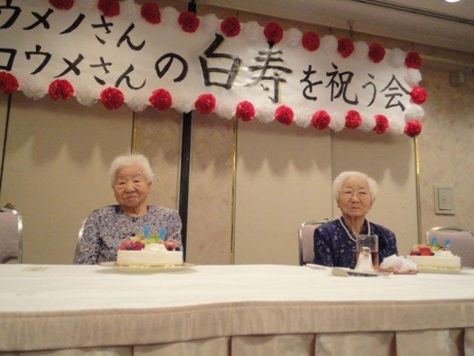 Dünyanın en yaşlı tek yumurta ikizleri Japonya'da tescillendi
