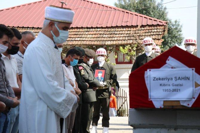 Kıbrıs Gazisi Gaziler Günü'nde vefat etti!