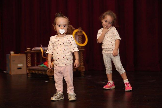 'Çocuk Tiyatrosu Günleri' başladı