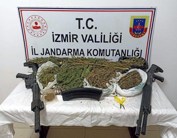 Uyuşturucu operasyonu 63 gözaltı