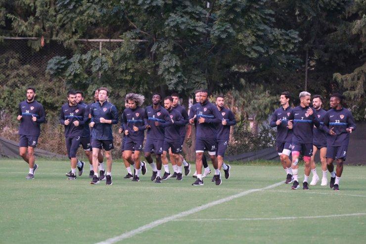 Hatayspor'da Fenerbahçe hazırlıkları