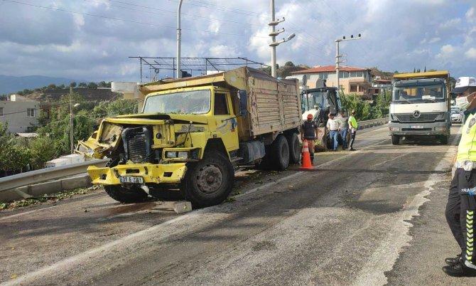 Zincirleme trafik kazası: 5 yaralı