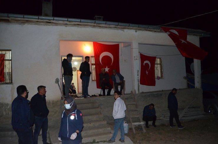 Aksaray'a şehit ateşi düştü