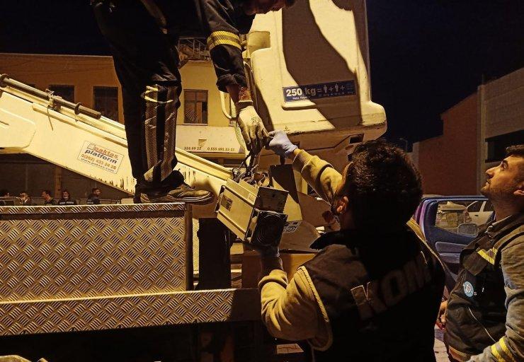 Konya'da kripto para madenciliği operasyonu