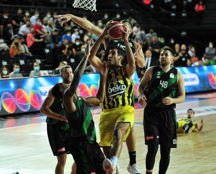 Darüşşafaka - Fenerbahçe Beko: 65-75