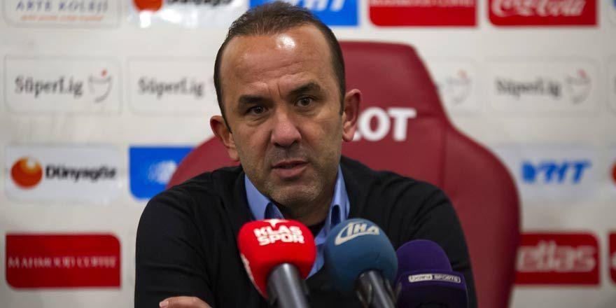 """Konyaspor Teknik Direktörü Mehmet Özdilek: """"Kafamızı kaldıracağız"""""""