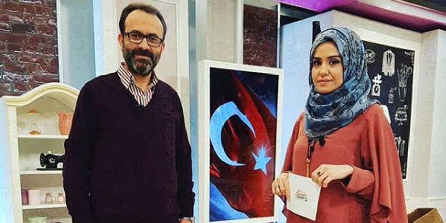 """Musa Mert TRT'de, """"Çocuklarda ve Gençlerde Kişilik İnşası""""nı anlattı"""