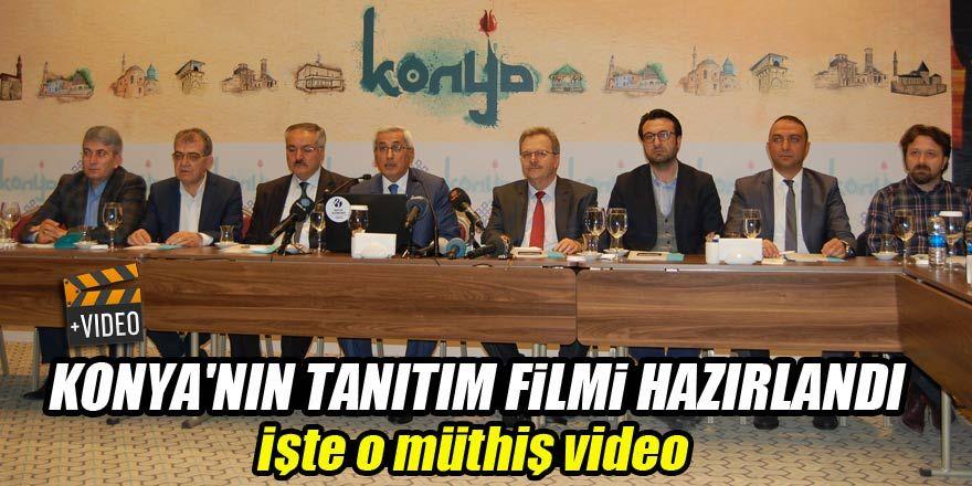 Konya'nın tanıtım filmi