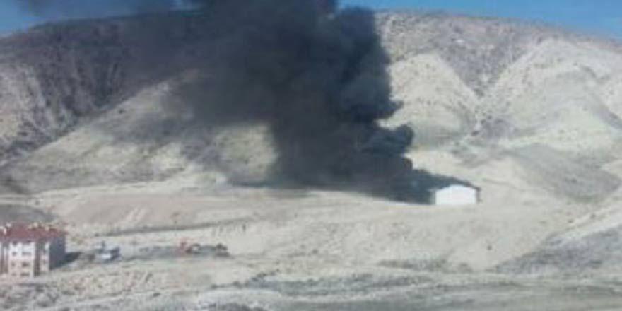 Ankara'da korkunç patlama!