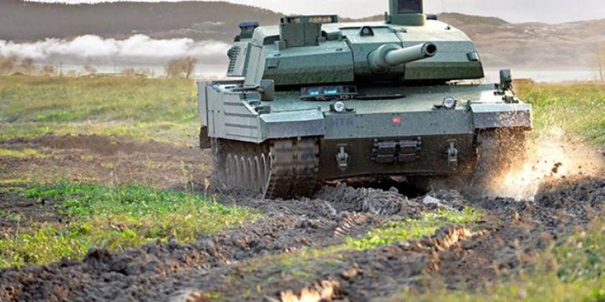 Tank yapmak için devletten destek istedi