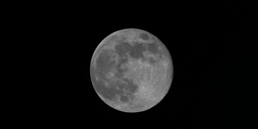 Rus kozmonot uzaydan ayın batışını yayınladı