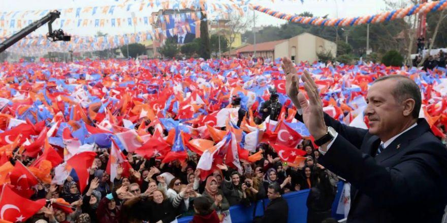 İşte AK Parti'nin yeni seçim şarkısı: Eroğlu Erdoğan!