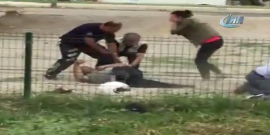 Uyuşturucu operasyonunda polise pitbull saldırısı