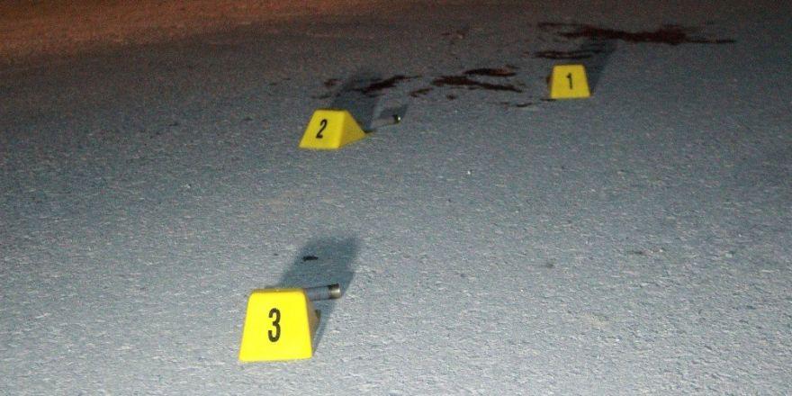 Konya'da komşusunu boş arazide av tüfeğiyle vurdu