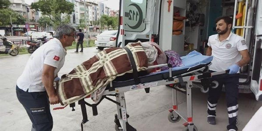 Konya'da flaş olay! Teyze kızını sırtından bıçakladı