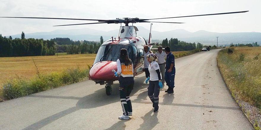 Konya'da akılalmaz kaza! 8 yaralı