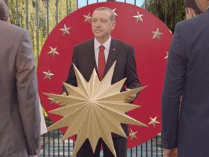 Erdoğan'ın yasaklanan reklam filmi!