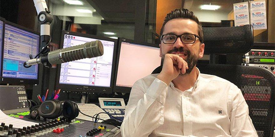 Best FM'de canlı yayına bağlanan karısını azarladı