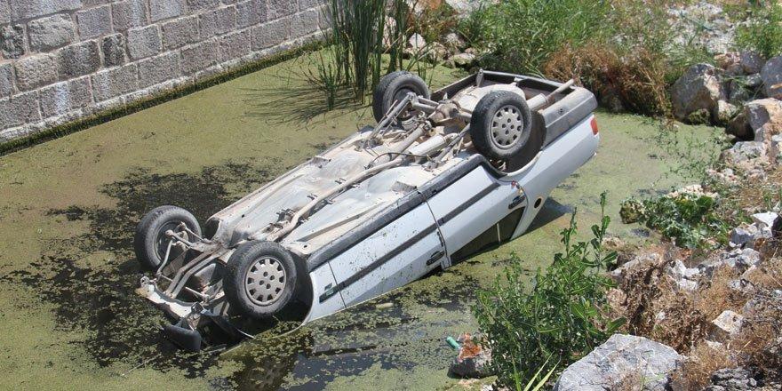 Beyşehir'de iki ayrı trafik kazası: 4 yaralı
