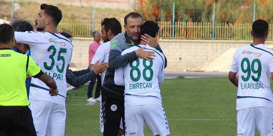 Tayfun Türkmen:İlk golün şokunu atlatamıyoruz!